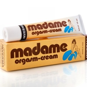 Madam orgazm-cream